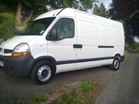VAN for Hire WITH DRIVER Business Deliveries, Local or Distance. Reliable Driver and Clean Van