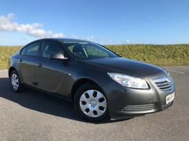 2010 VAUXHALL INSIGNIA 1.8 PETROL WITH LOW MILEAGE HAS JUST BEEN SERVICED AND LONG MOT! HPI CLEAR!