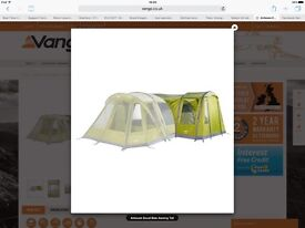 Vango Airbeam Excel Side Awning Tall RRP£270