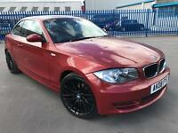 2008 BMW 120d SE COUPE 6SPEED MANUAL # 12 MONTHS MOT # M SPORT LEATHER TRIM # CAT D