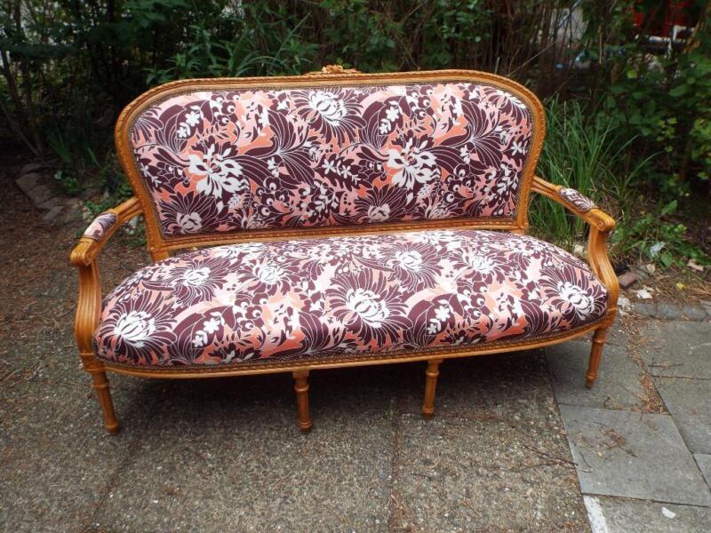 Ausverkauf Nur Noch 180 Sofa Sitzbank Im Louis Xv Barock Stil In Berlin Charlottenburg