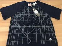 Genuine Adidas T-shirts. New with tags.