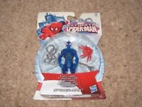 MARVEL ULTIMATE SPIDER-MAN NIGHT MISSION FIGURINE (NEW)