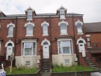 GROUND FLOOR TWO BEDROOM FLAT ** LYTTELTON ROAD ** STECHFORD ** COUNCIL TAX AND WATER RATES INC**