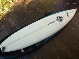 7ft lee bartlett custom surfboard