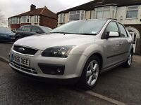 2006(56)FORD FOCUS-1.6 CLIMATE-5DOORS,2OWNERS,2KEYS,67000 GENUINE MILES,FULL SERVICE HISTORY,ALLOYS