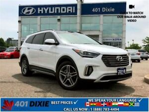 2018 Hyundai Santa Fe XL Ultimate