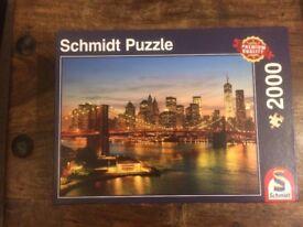Schmidt Puzzle 2000 Piece