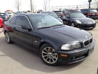 2003 BMW 325 ***Ci***LEATHER SEATING***POWER SUNROOF***AIR COND