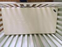 Obaby Foam Cot Mattress (120 cm x 60 cm)