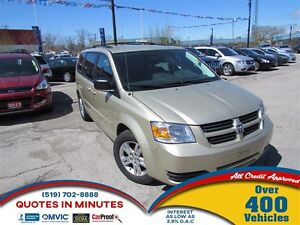 2010 Dodge Grand Caravan SE | STOW 'N' GO | MUST SEE