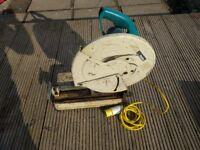 Makita 110V metal chop saw