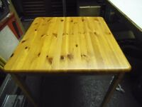 PINE KITCHEN TABLE SMALL