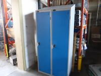 School / Metal / Staff / industrial / Changing Room / Personal Lockers - EXCELLENT CONDITION