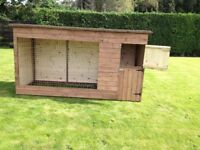 "New 10' long x 4' wide x 5'6"" high Dog Kennel and Run"