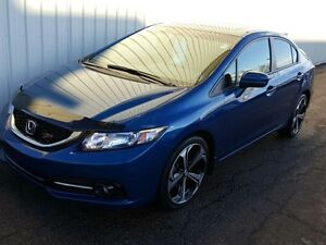 2015 Honda Civic Si LOADED 6 SPEED SI EDITION WITH LOW KMs A