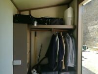 Well insulated Garden Shed