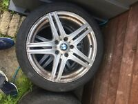 Bmw 320d e90 alloys