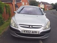 Peugeot 307 HDI Diesel Good Runner Cheap - MOT May 2017- Priced to sell