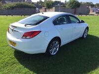 Vauxhall insignia exclusive 1.8