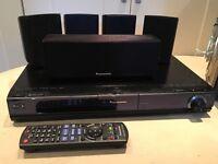 Blue ray DVD surround sound system