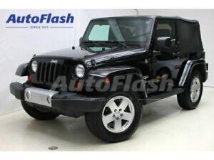 2010 Jeep Wrangler Wrangler Sahara *A/C *MAGS * GR ELEC
