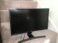 Samsung 23.6-Inch Curved Screen LED-lit Monitor S24E510C