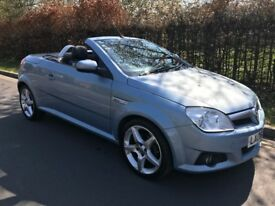 VAUXHALL TIGRA 1.4 EXCLUSIV 2006/06 CONVERTIBLE 3 AVAILABLE LOW MILES