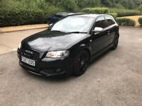 Audi S3 2.0 TFSI 57 PLATE BLACK **P/X WELCOME**