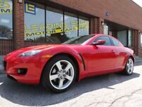 2008 Mazda RX-8 GT - LEATHER - SUNROOF