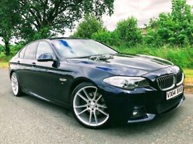 2014 BMW 520d M-Sport Auto New Model ****FINANCE AVAILABLE****