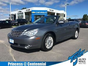 2008 Chrysler Sebring Touring Convertible| Accident Free!
