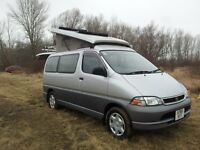Toyota Camper Van 1996 LPG, 12 months MOT, automatic, good condition