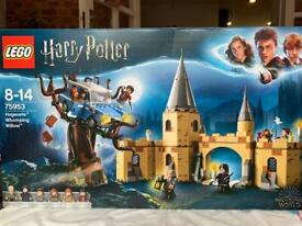 Harry Potter Whomping Willow Lego