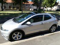 2007 Honda civic type S Gt, 1.8
