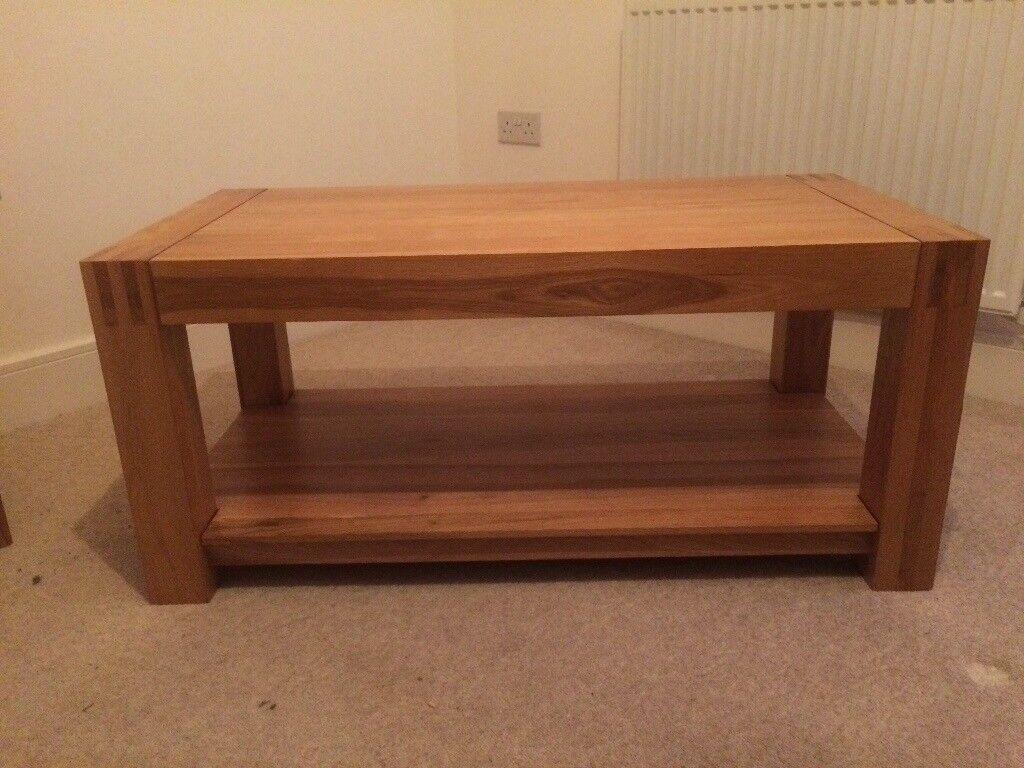 Oak Furniture Land Alto Coffee Table