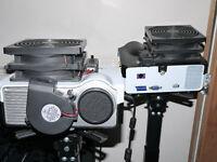 2x 480p hdmi led projectors