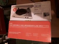 Ion turn table archiver BRAND NEW in box