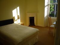 Quiet Sunny South Facing Room in Marchmont Flat