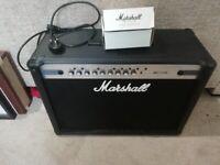 Marshall MG102CFX + footswich
