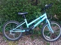 "Child's bike - 20"" wheels"