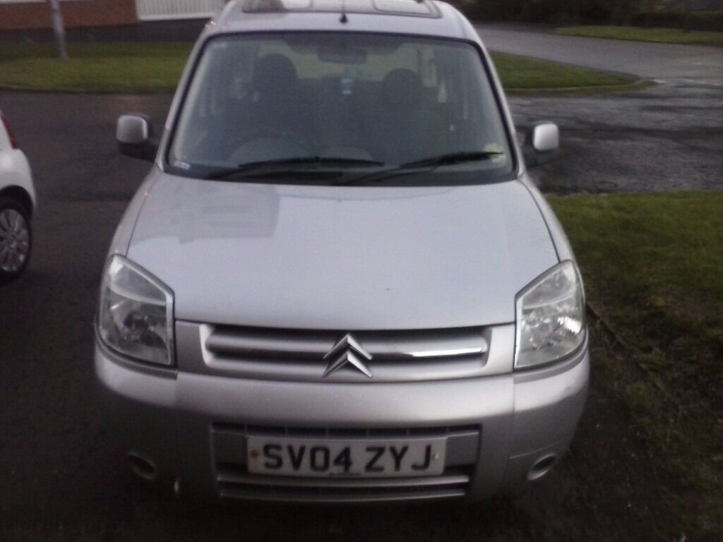 citroen belingo muilty van 2seats ideal dog van or diy mot full year tax feb 2017