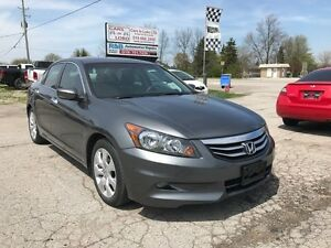 2011 Honda Accord EX-L W/NAVI **Extended Factory Warranty**