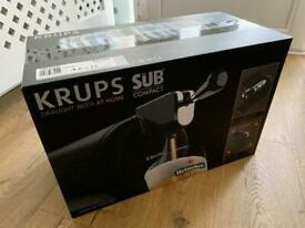 Beerwulf The SUB Compact Black Krups Beer Dispenser-New-FREE local delivery✅🍺