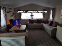 8 berth static Caravan Marton Mere Blackpool