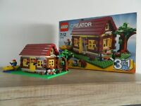 Lego 5766 Creator 3 in 1 set.