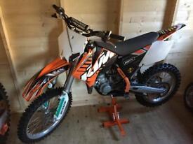 Ktm 85cc sold