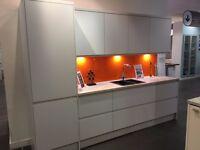 Magnet Kitchens Ex-Display: Luna Matt Grey