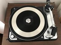 Duel 1019 turntable.