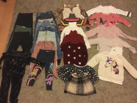 2-3 girls winter bundle